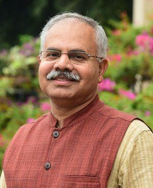 Prof..Shridhar Kumar Dash